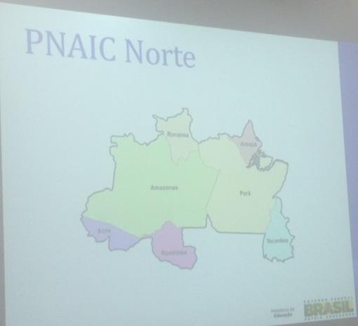 UNDIME/AC participa de reunião do PNAIC Região Norte